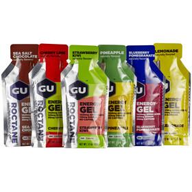 GU Energy Roctane Gel Testpaket 6 x 32g